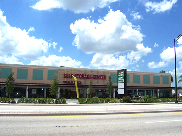 Sunrise Blvd. Self Storage, Fort Lauderdale, FL