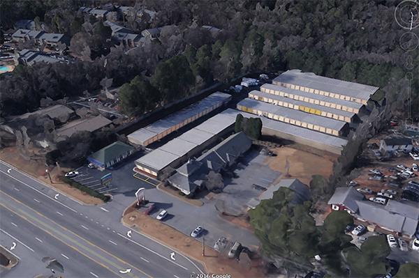 Roswell Rd. / Marietta Self Storage, Marietta, GA
