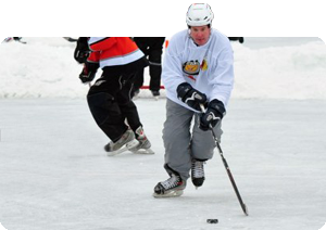 Matt Farrell   Originally from New York, Matt has brought his love of the water, seafood and the Boston Red Sox to Indy. When he's not with family and friends summer boating on the lake, they can be found playing hockey on the winter ice.