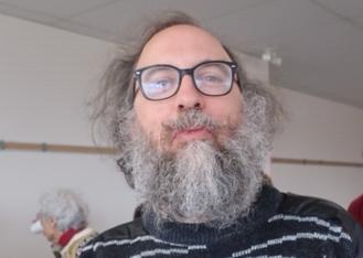 Moses Klein, HAT Spokesperson  Read his Canadian Atheist interview online at      https://www.canadianatheist.com/2019/05/klein-jacobsen/