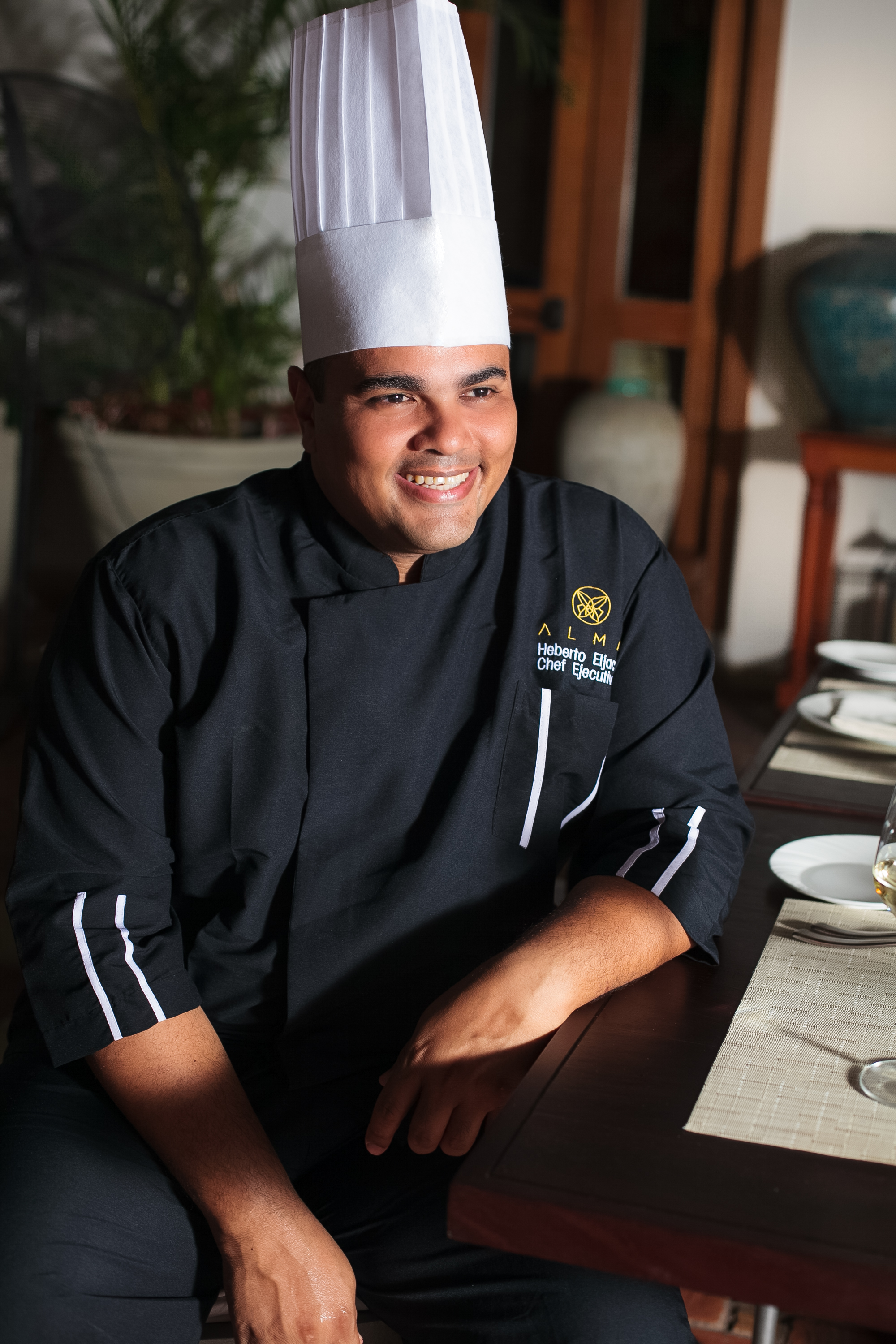 Executive Chef Heberto Eljach