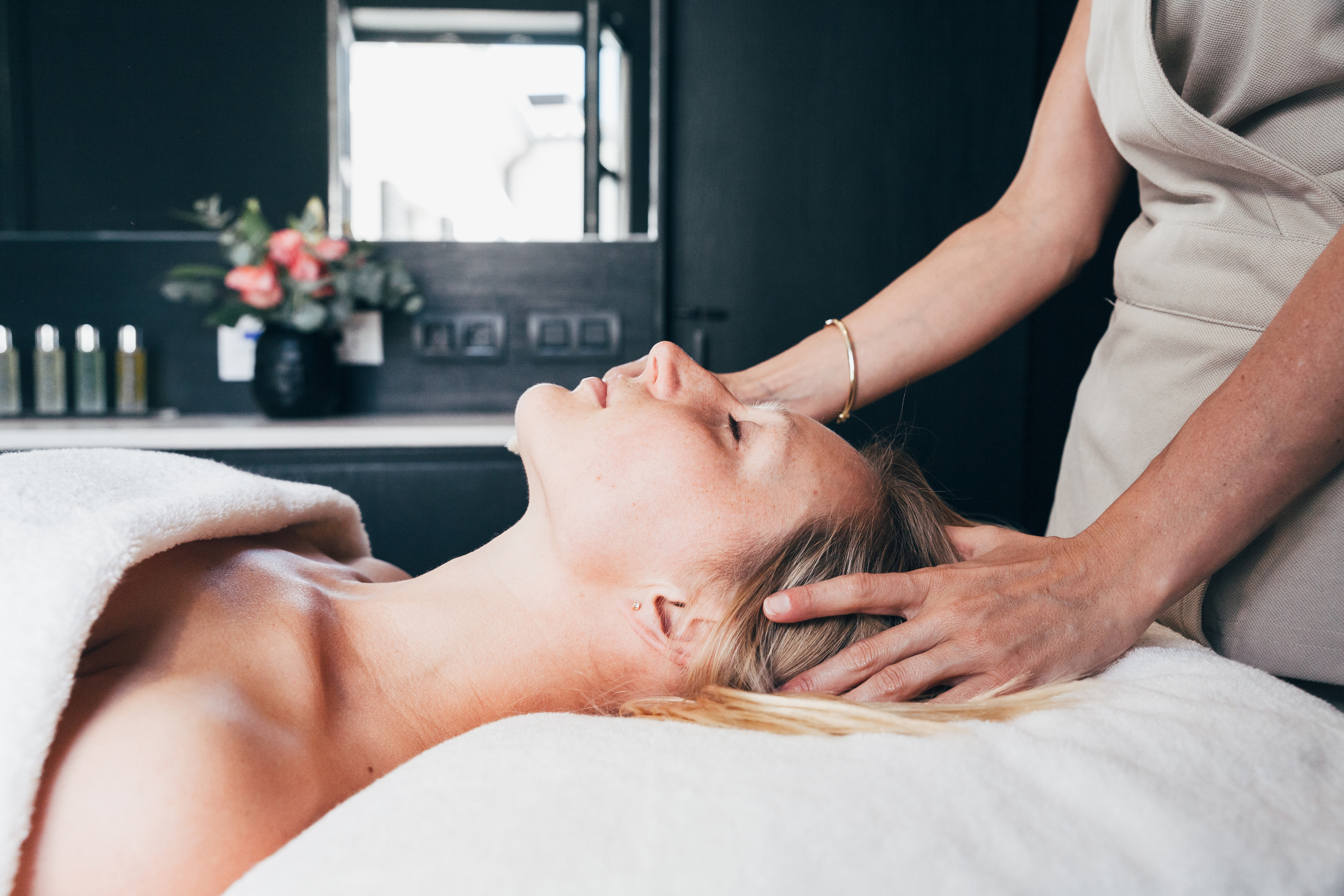 The treatments all merge to create an experience that is, if nothing else, heavenly.