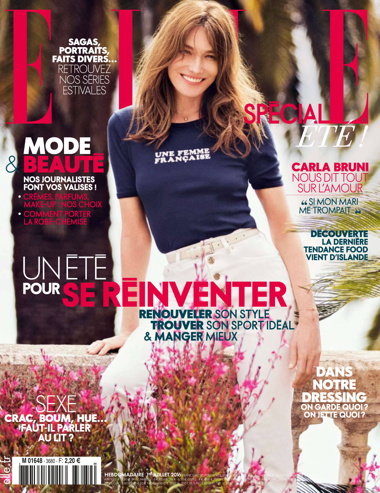 Elle France July 2016 Cover Chateau Eza.jpg