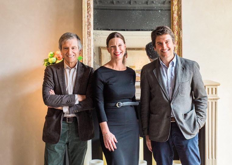 Proprietors Mr. Andrés Soldevila Casals, Andrés Soldevila Ferrer, and Ilka Karl