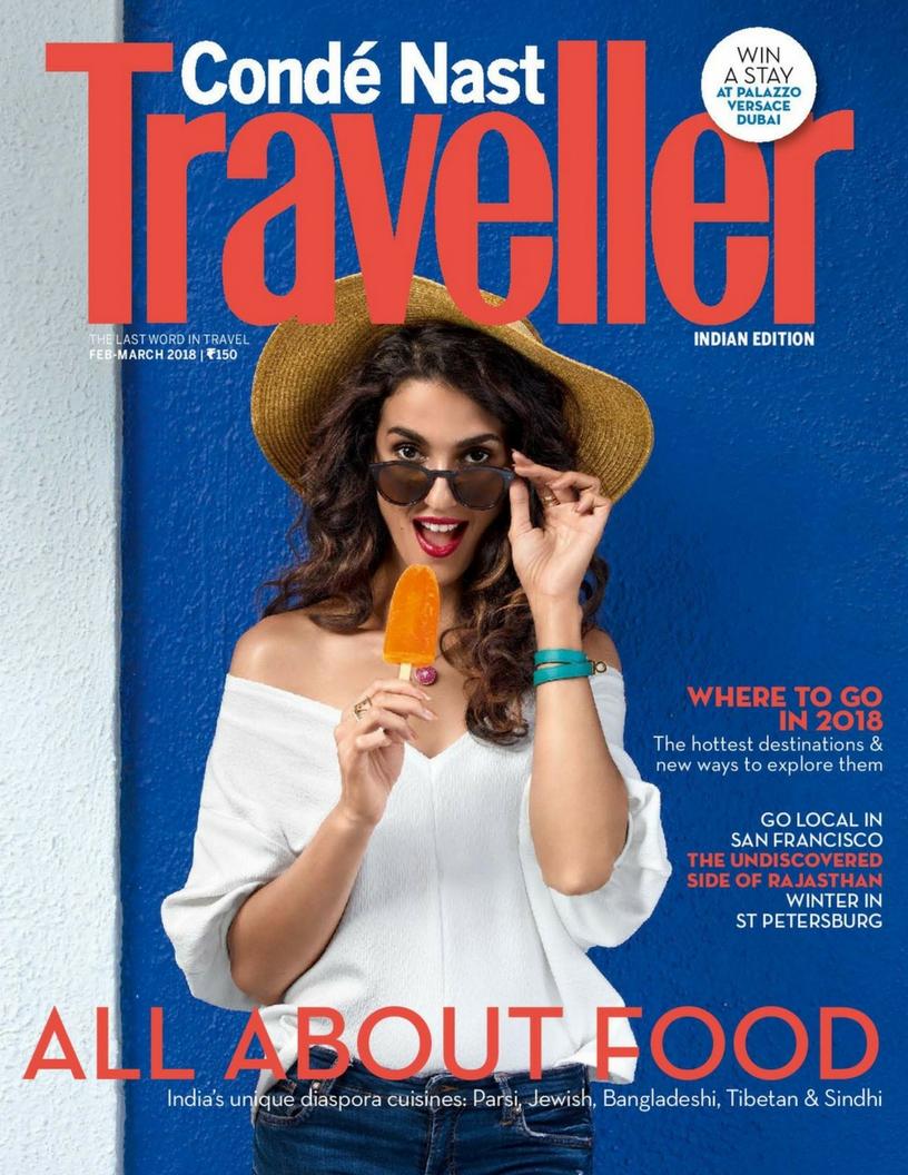 Conde Nast Traveler India