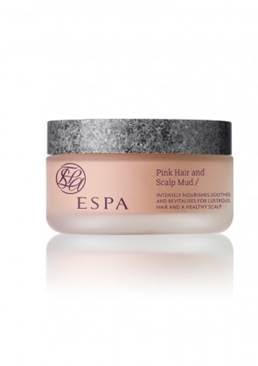 Pink hair and scalp mud £33