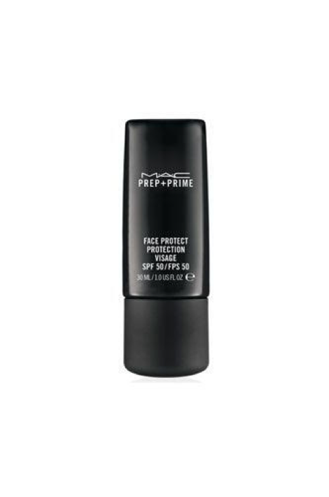 Mac prep & prime face protect SPF 50  £12