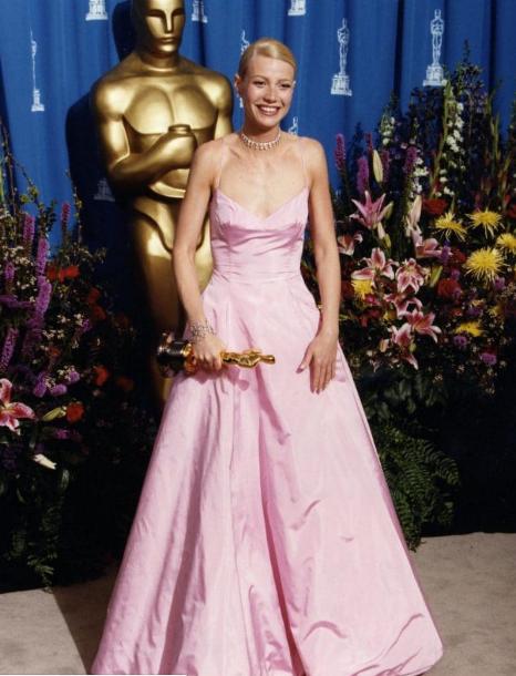 1999 - Gwyneth Paltrow in Ralph Lauren -