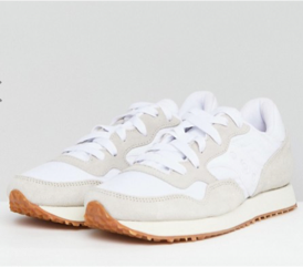 PRODUCT SHOT (Dxn Vintage Trainers, £75, Saucony at ASOS.com.png
