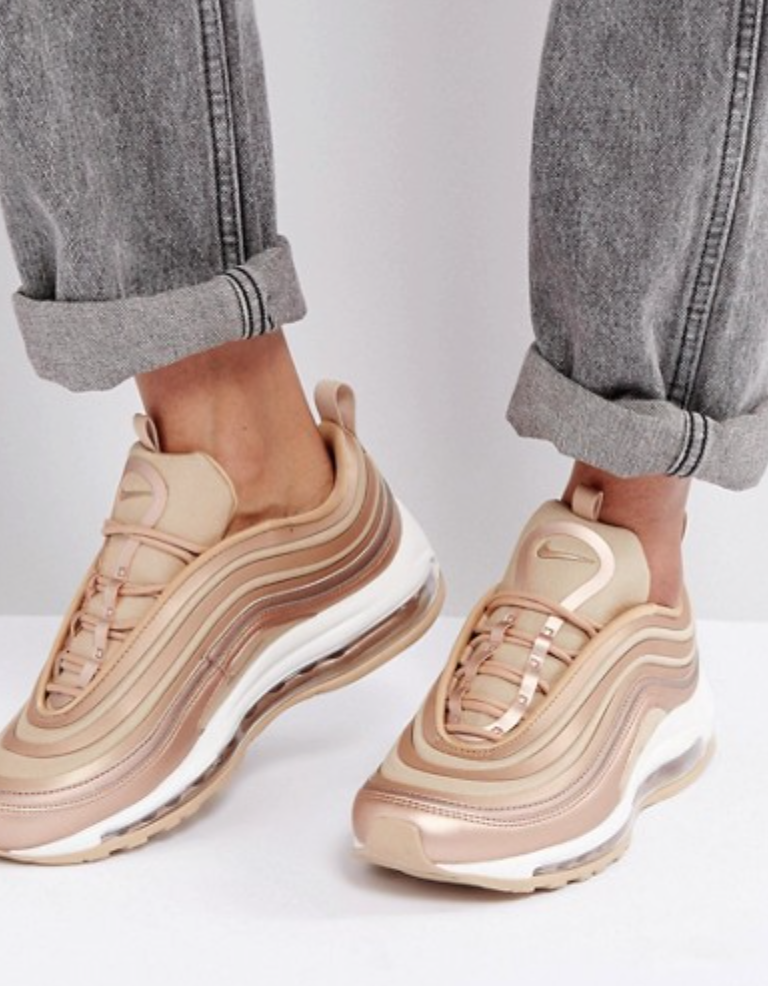 NIKE AIR MAX 97 TRAINERS - £140