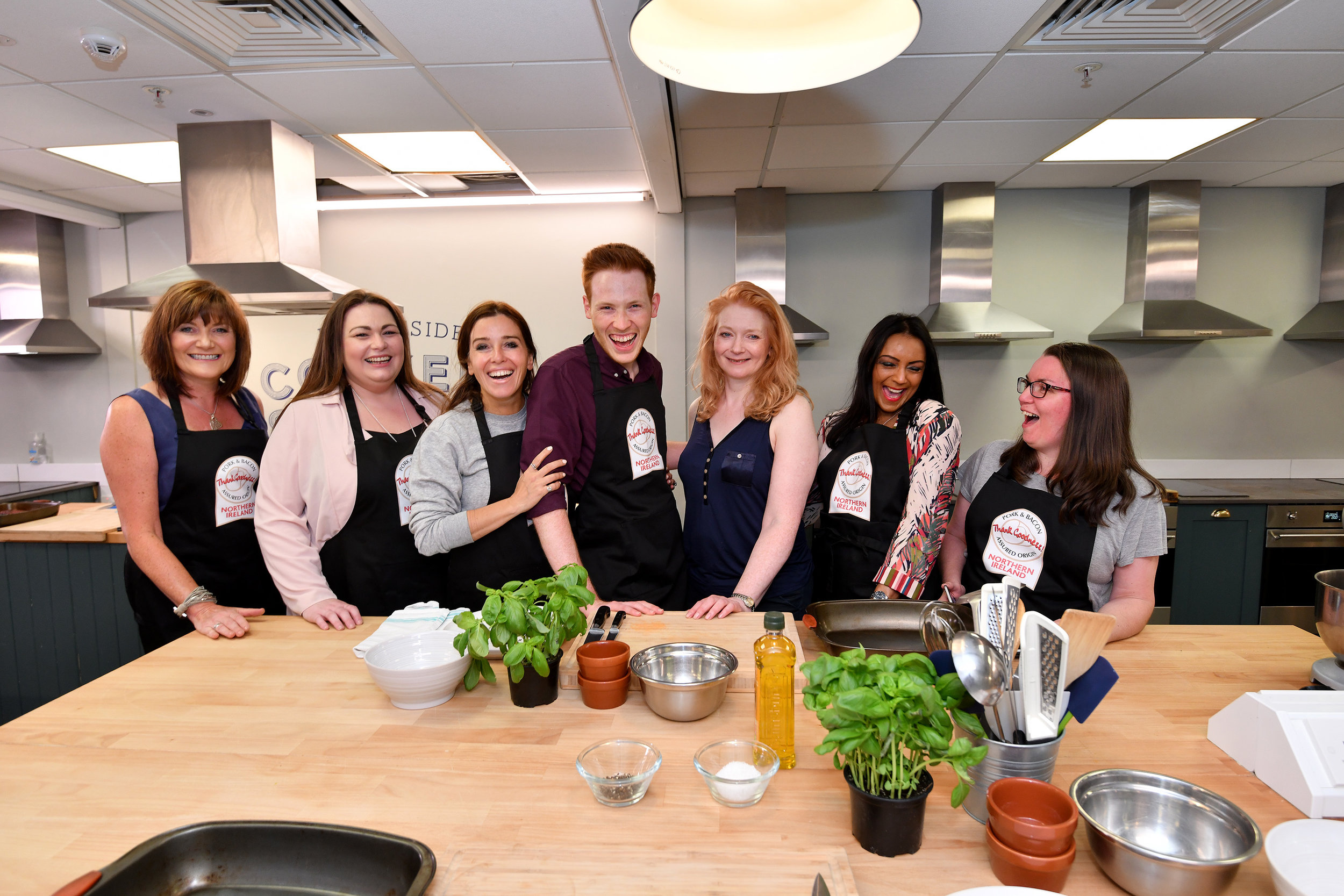 I was joined by fellow bloggers on the challenge including:  Jayne aka @lifewiththedempsters, Hama aka @indianblonde, Lynne aka @eatingideas, Zoe from @belfastlive and of course Andrew is at @cakesmyth. Check them out on Insta!
