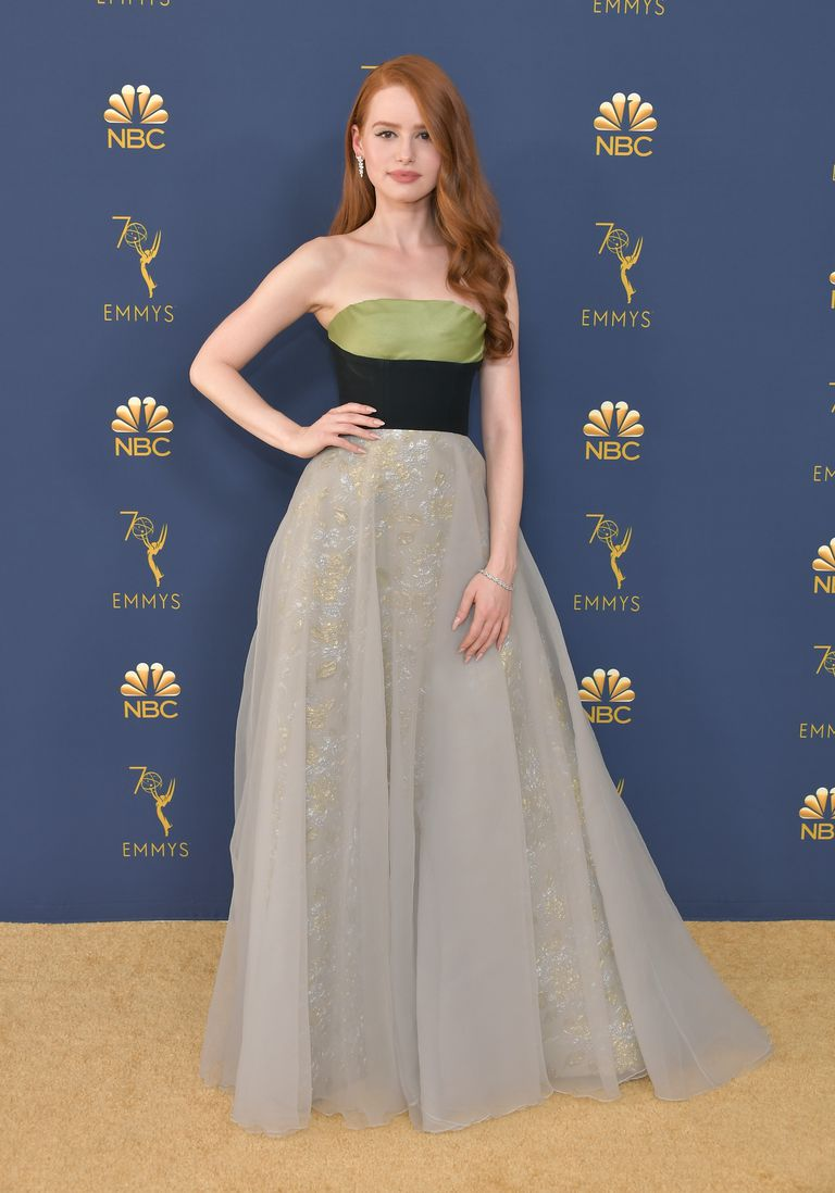 Madelaine Petsch in Prada