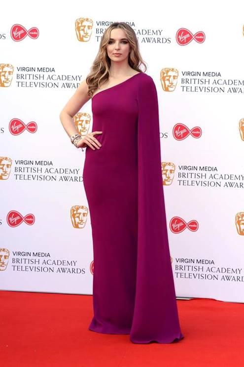 Jodie Comer in Stella McCartney