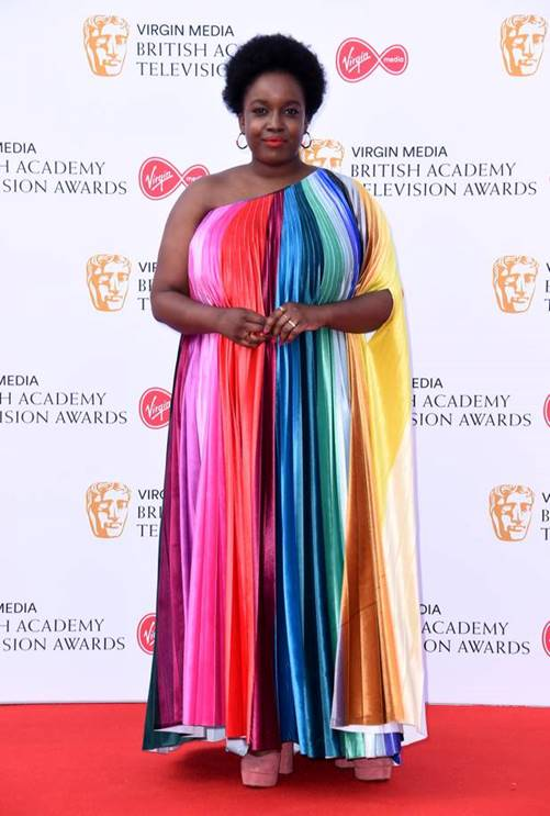 Lolly Adefope in Kitty Joseph