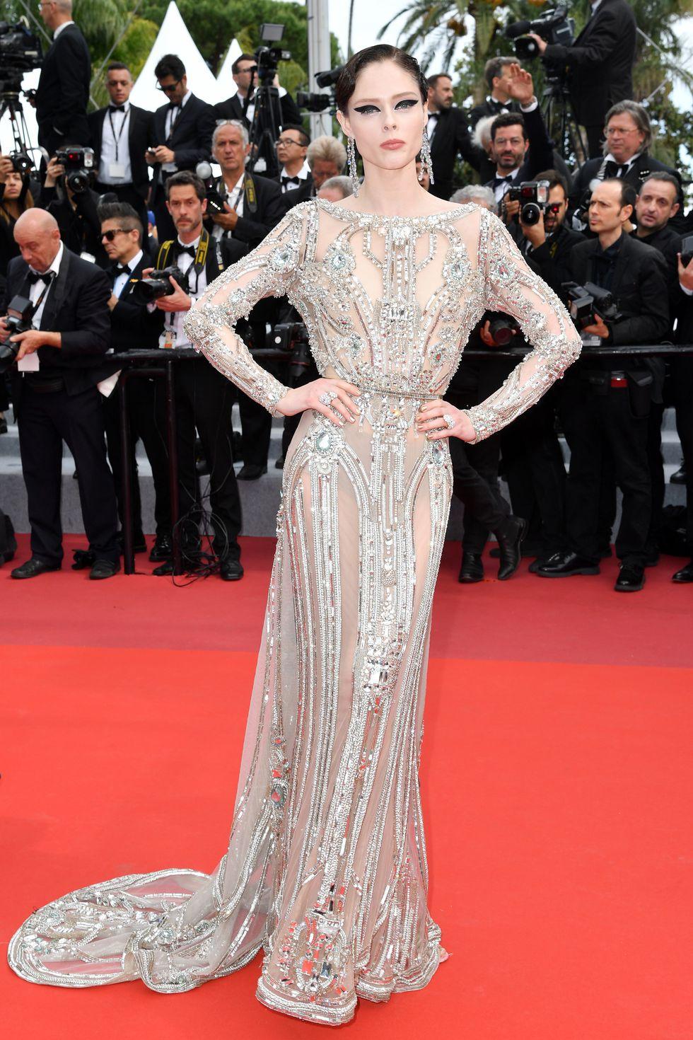 Cannes - Coco Rocha in Elie Saab.jpg