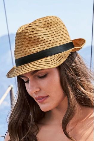 NEXT TRILBY HAT £14.99