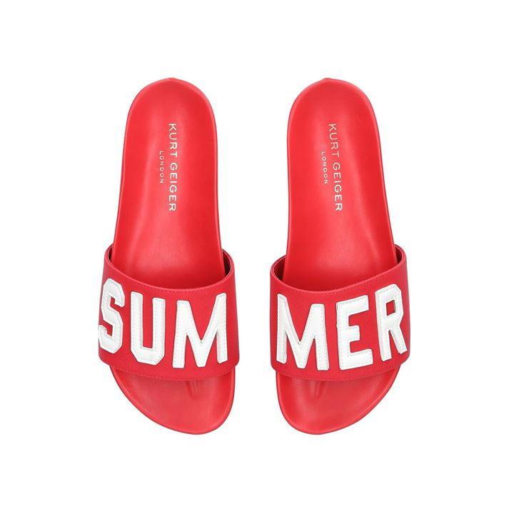 Kurt Geiger Summer Slides -£39 (sale)