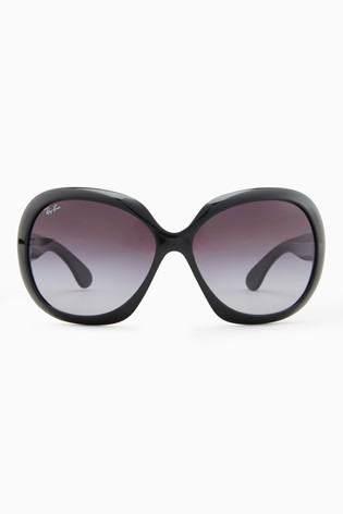 Ray-Ban Jackie Ohh II Oversized Sunglasses -£134