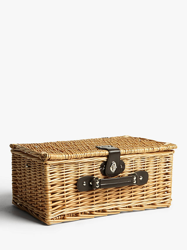John lewis empty picnic basket -£30