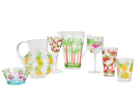 Novelty drinkware picnic collection M&S -£3-12.50