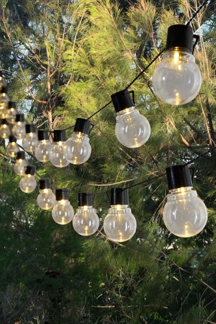 Next festoon lights -£25