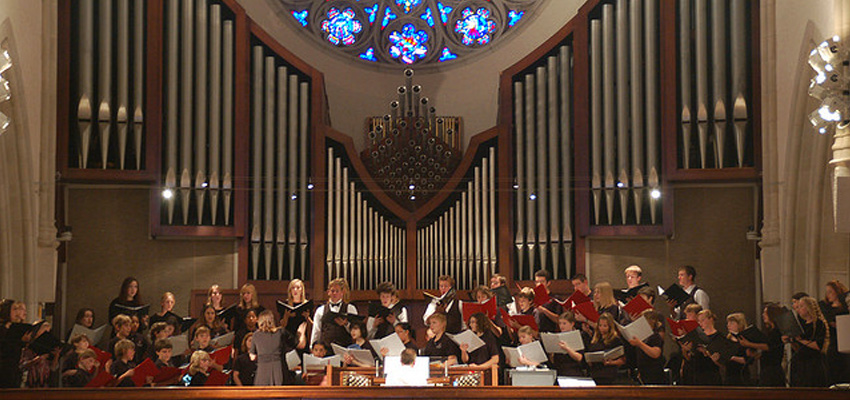 St Luke Singers Christmas 2020 Concert Upcoming Concerts — Cathedral Church Of Saint Luke