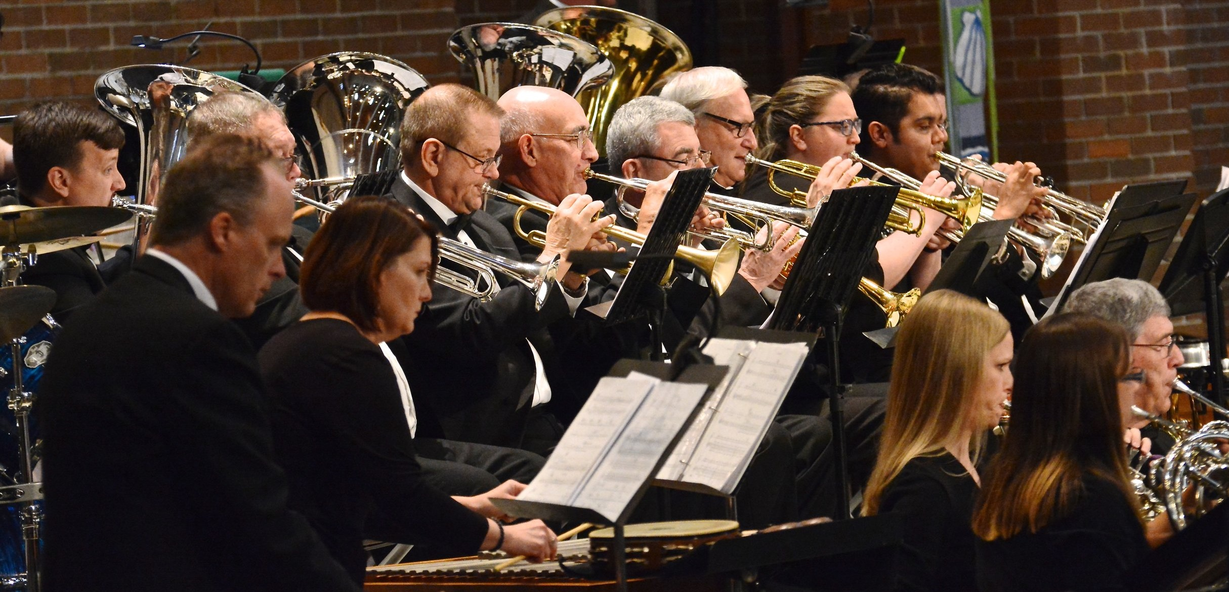 Let Freedom Ring!  Sunday, November 10, 2019, at 3 p.m.  The Orlando Concert Band and organist Ben Lane salute the Armed Forces with Veterans Day favorites like Battle Hymn of the Republic, America the Beautiful, God Bless America, and rousing Sousa marches!