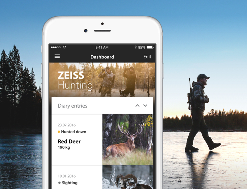 ZEISS – Hunting App