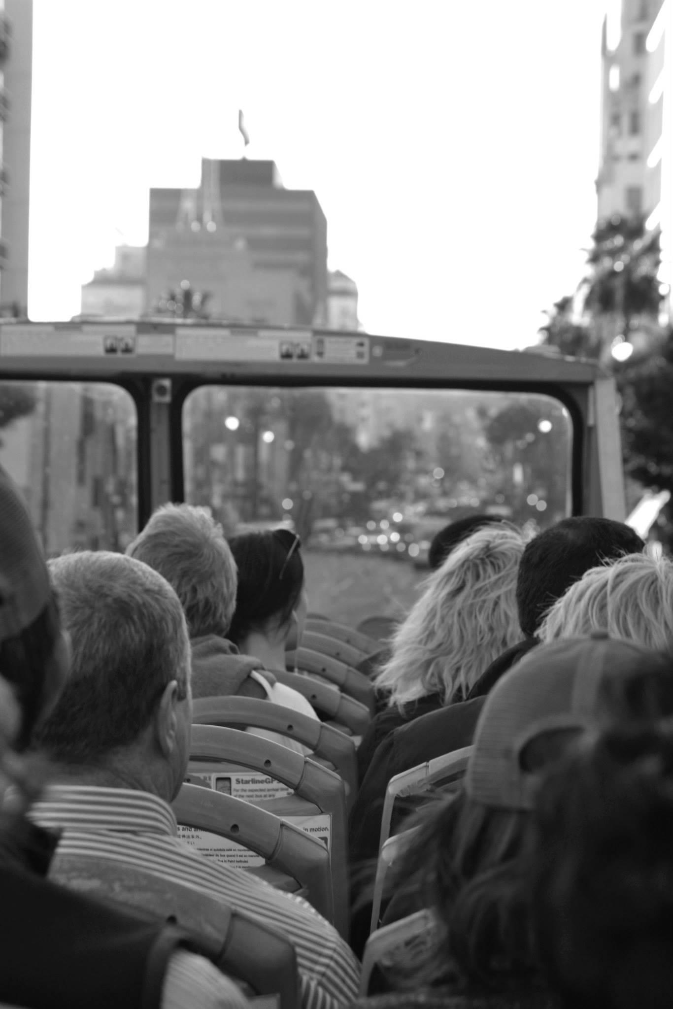 Tour Bus Chronicles: Passengers
