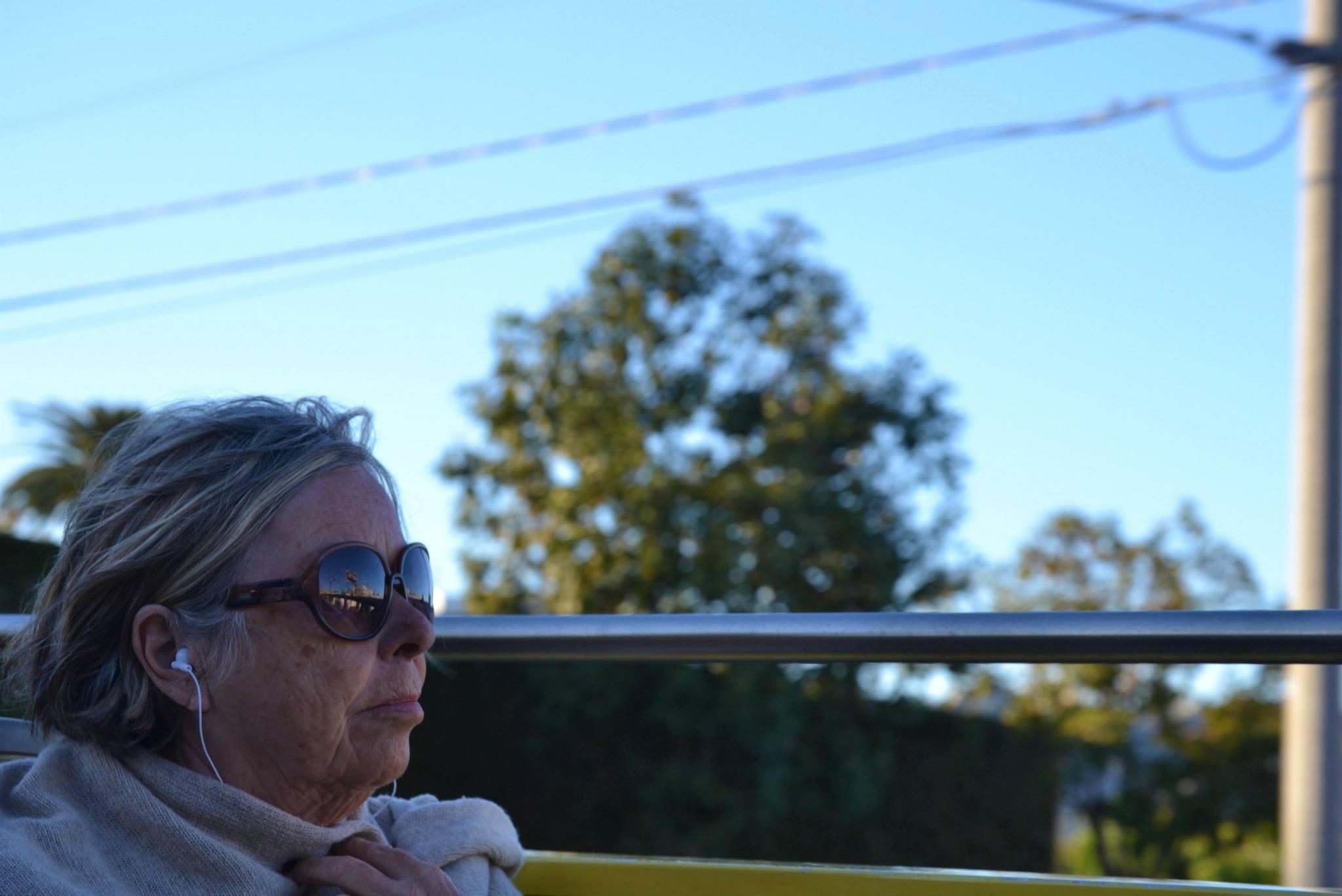 Tour Bus Chronicles: Passenger
