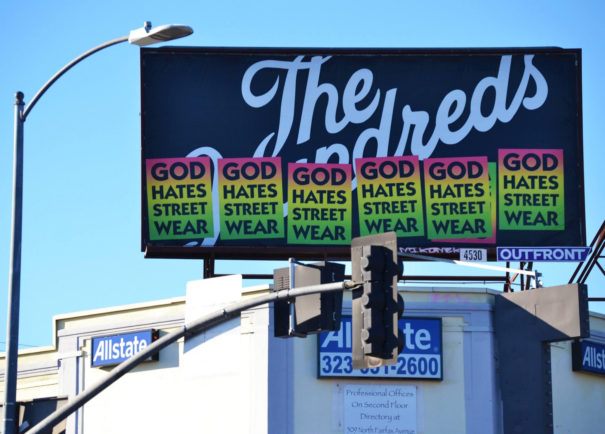 God Hates Streetwear