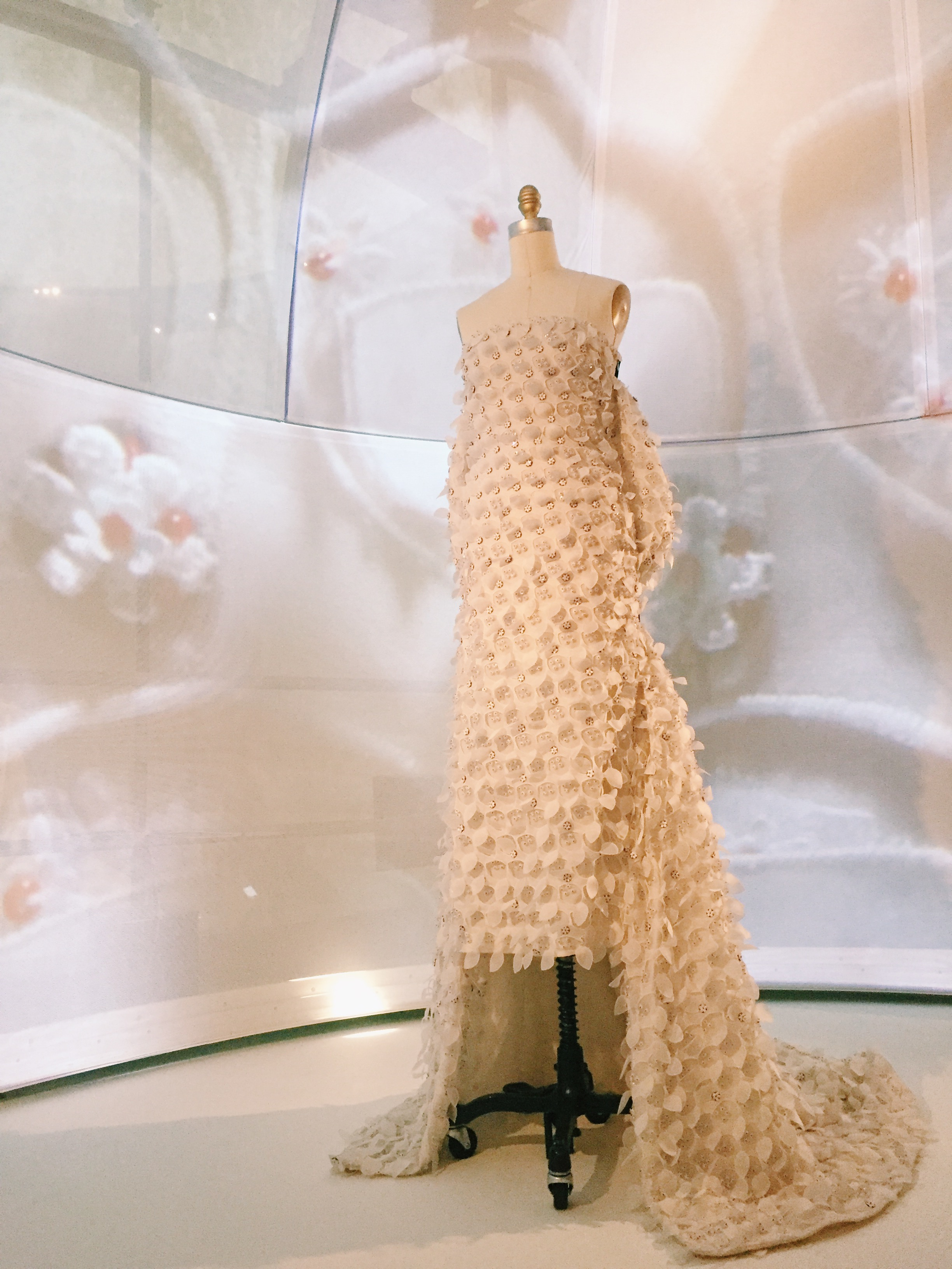 House of Dior Dress