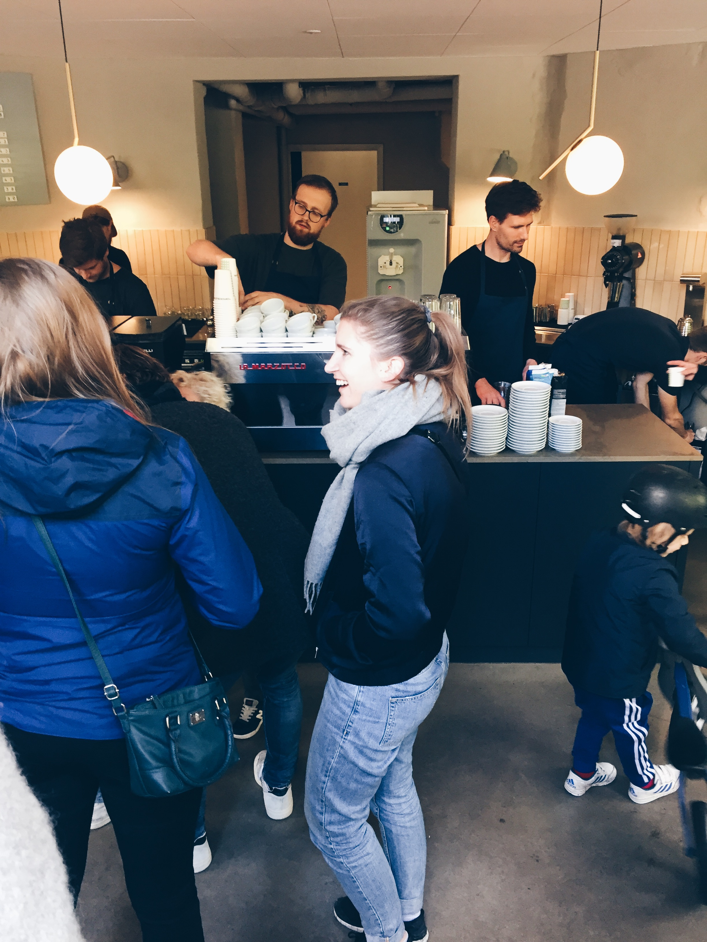 The Coffee Collective - Read about it here.