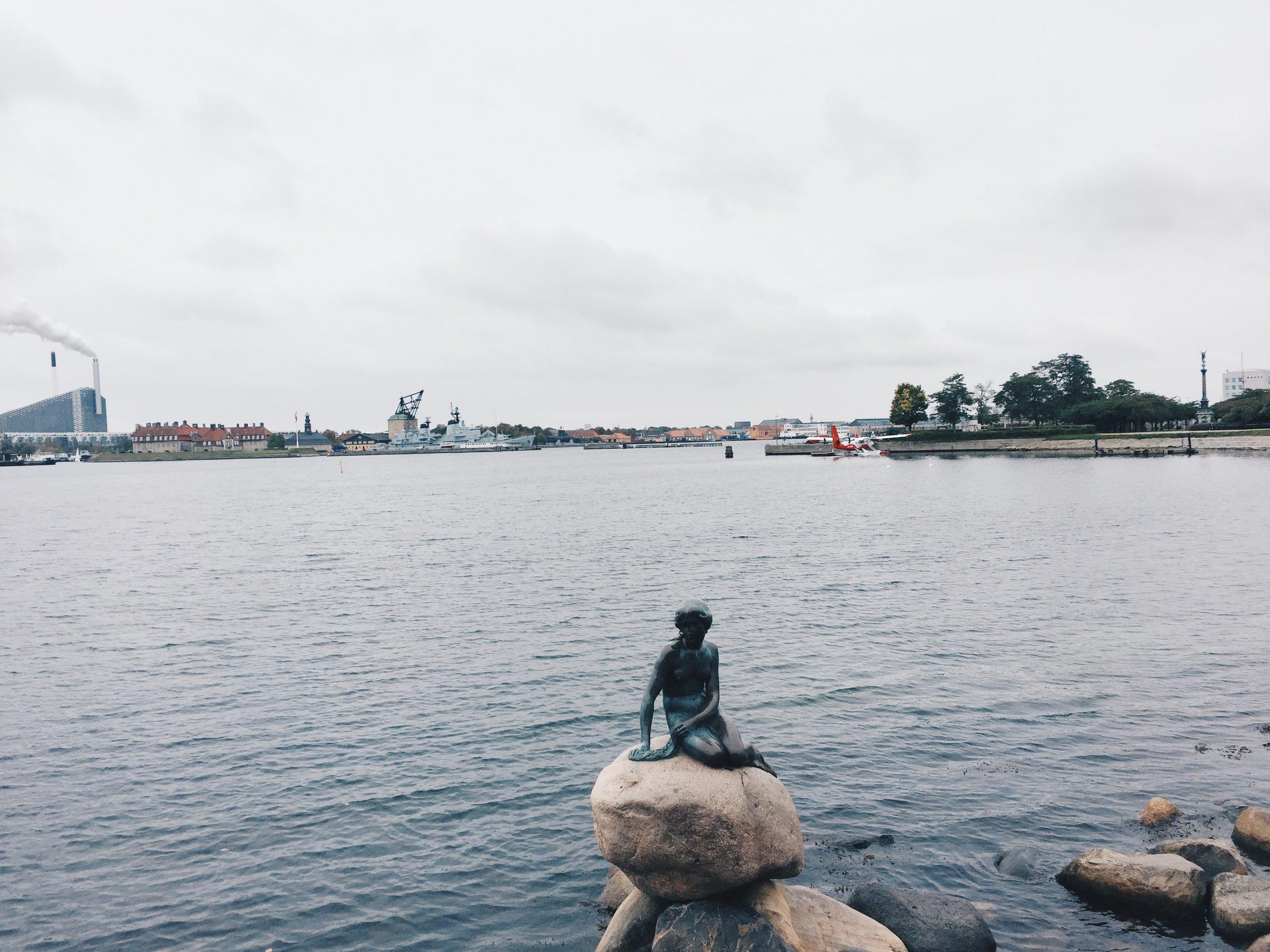 Den Lille Havfrue - The Little Mermaid