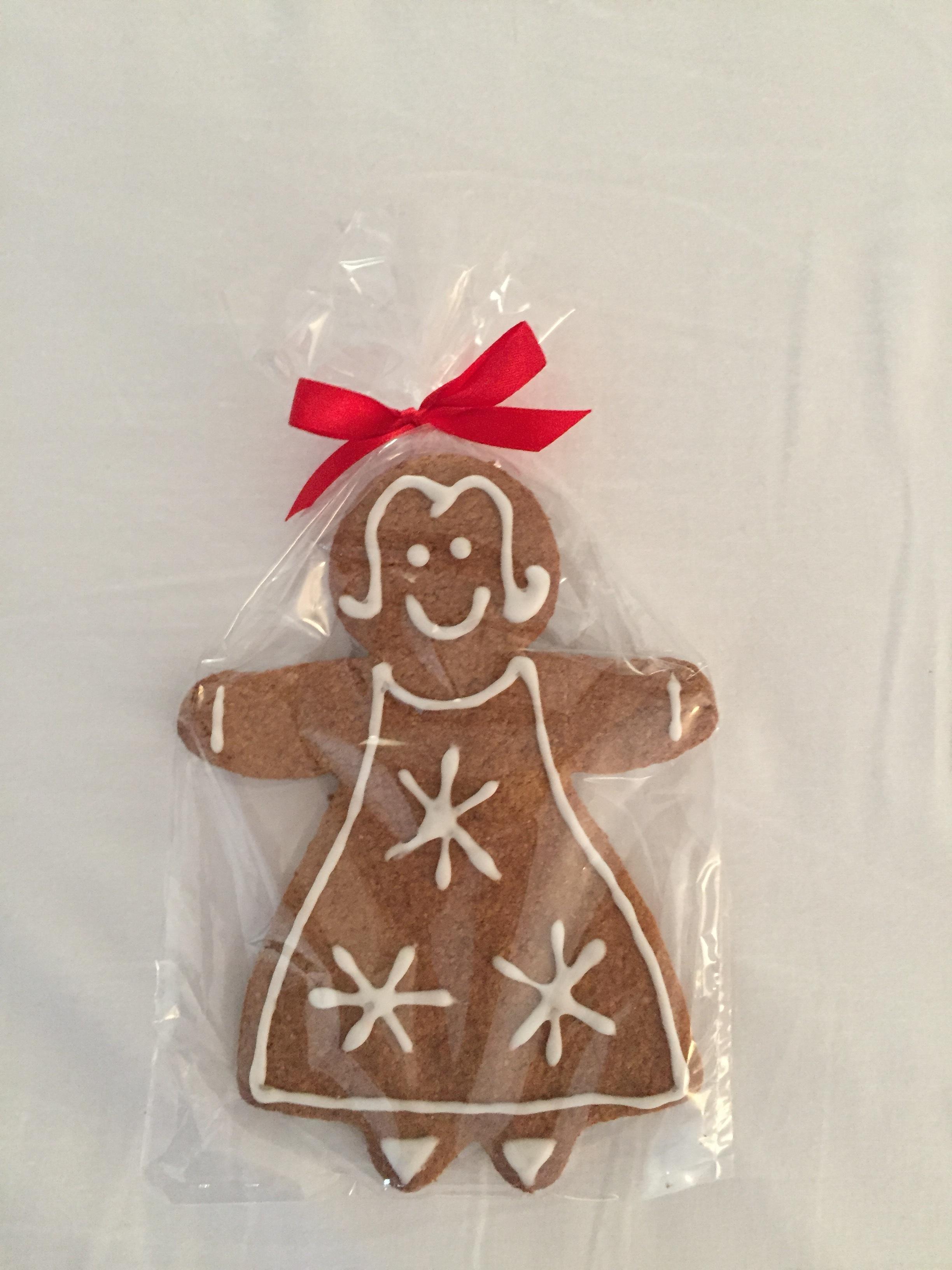 traditional gingerbread (Zagreb, Croatia)