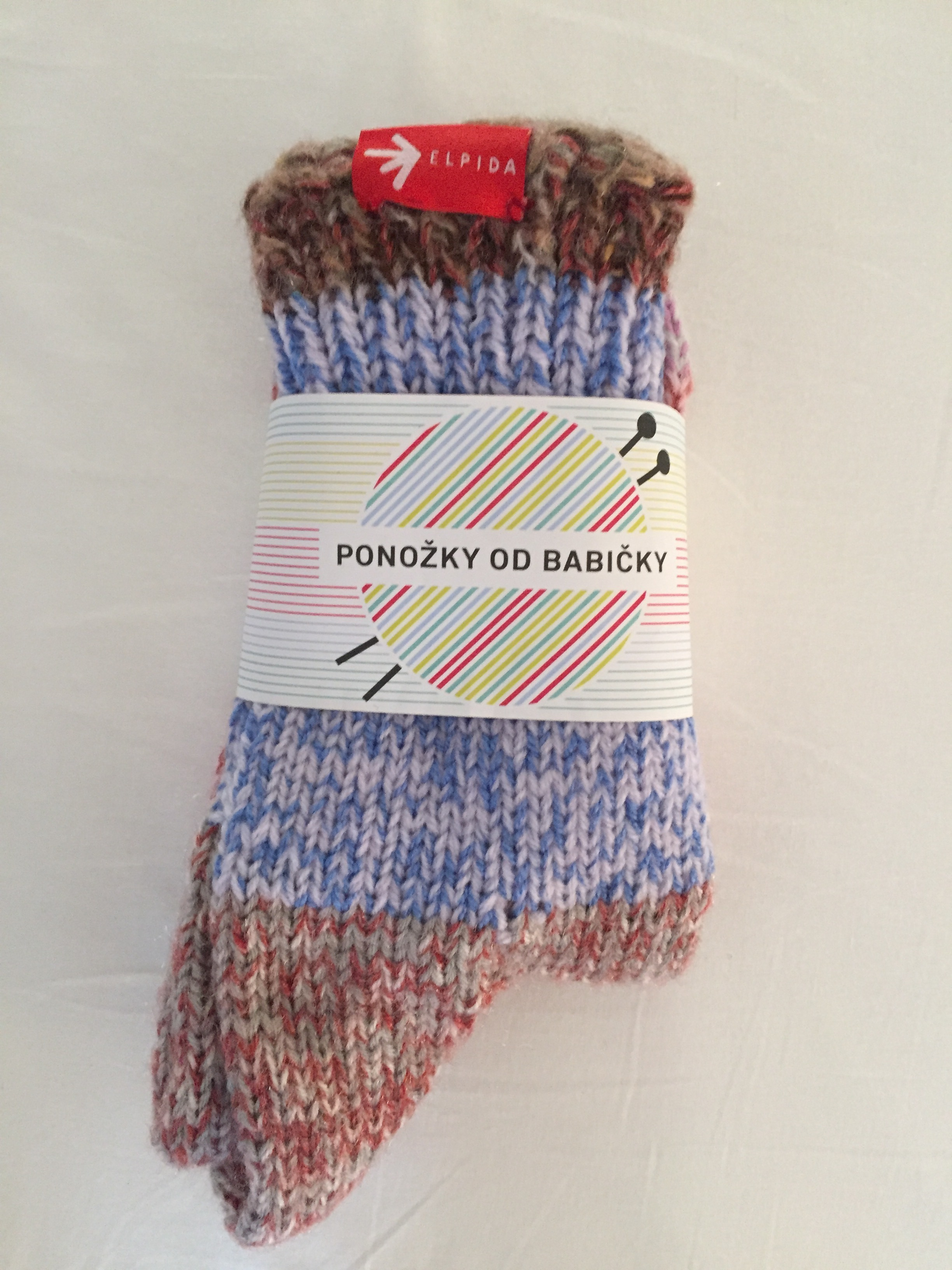 wool socks (Prague, Czech Republic)