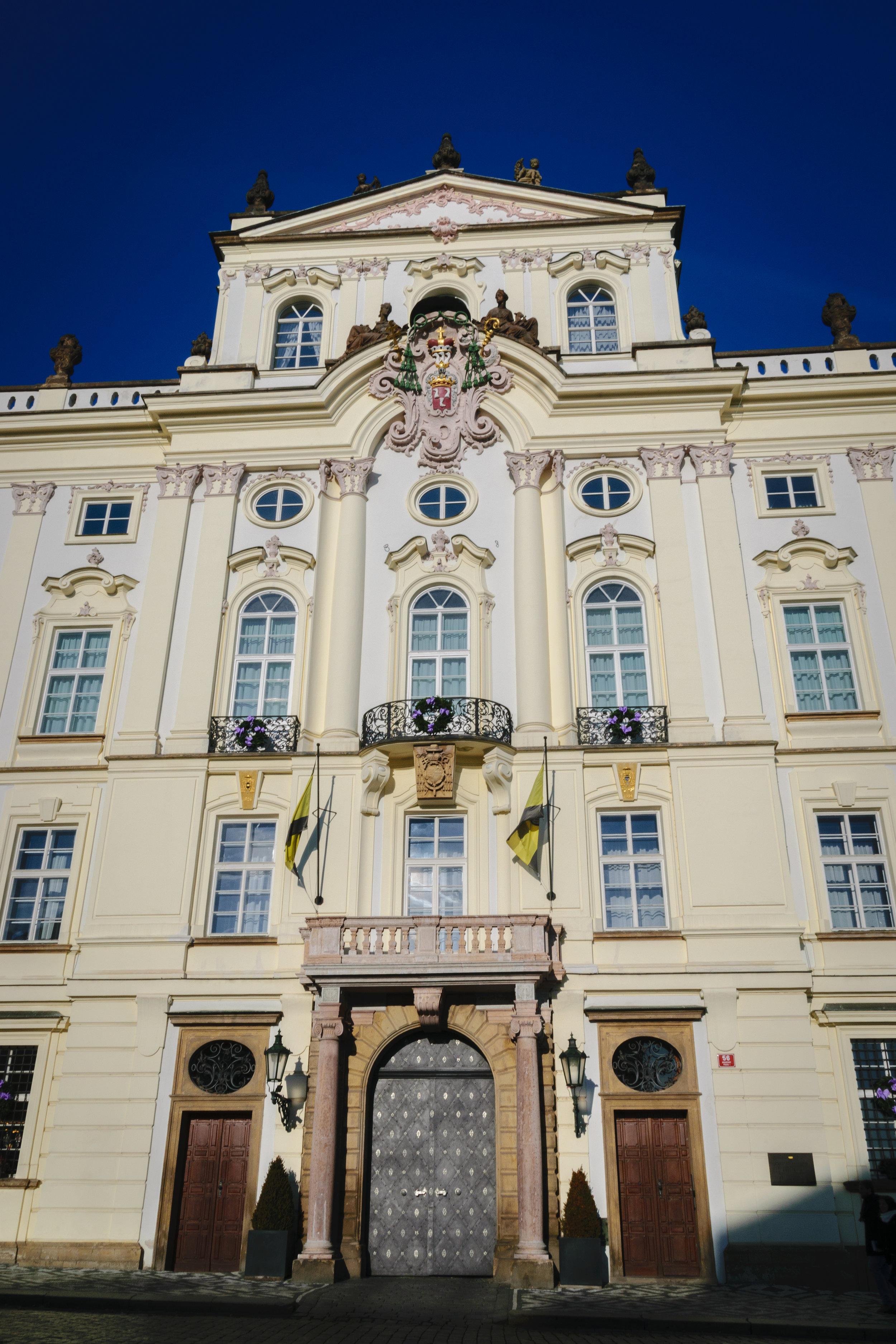 Archbishop's Palace Arcibiskupský palácArchbishop's Palace (Arcibiskupský palác)