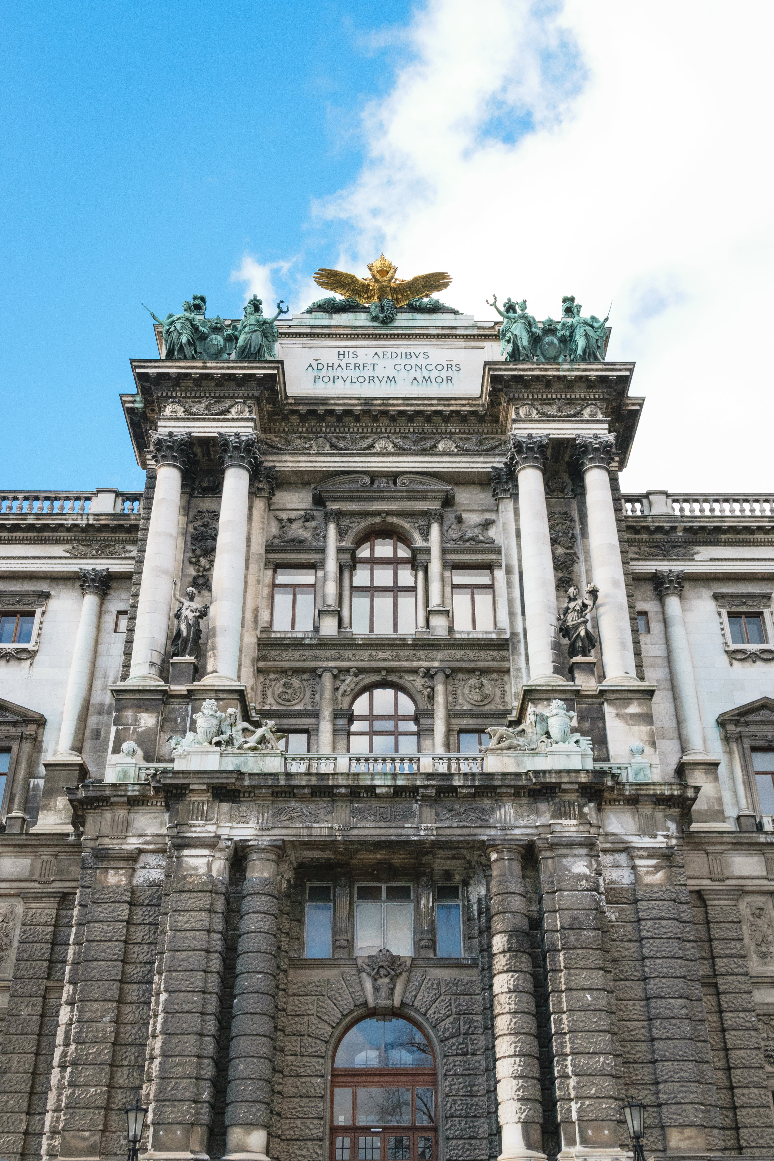 Weltmuseum (also a wing of the Hofburg Palace)