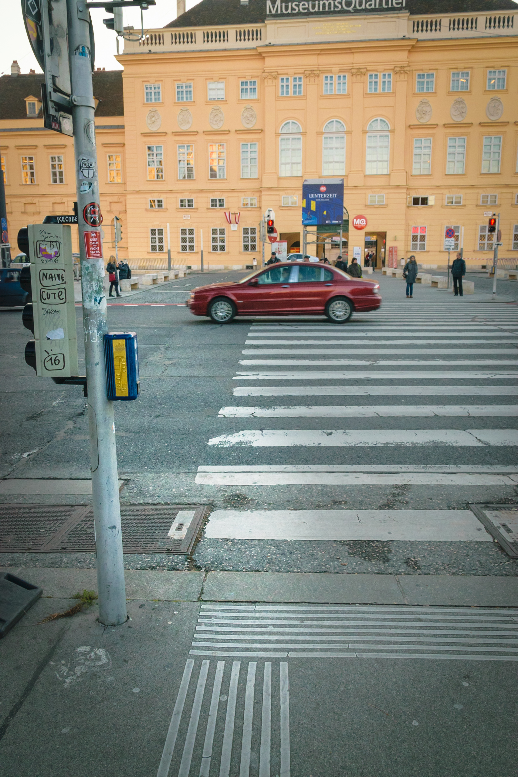 accessibility for the visually-impaired