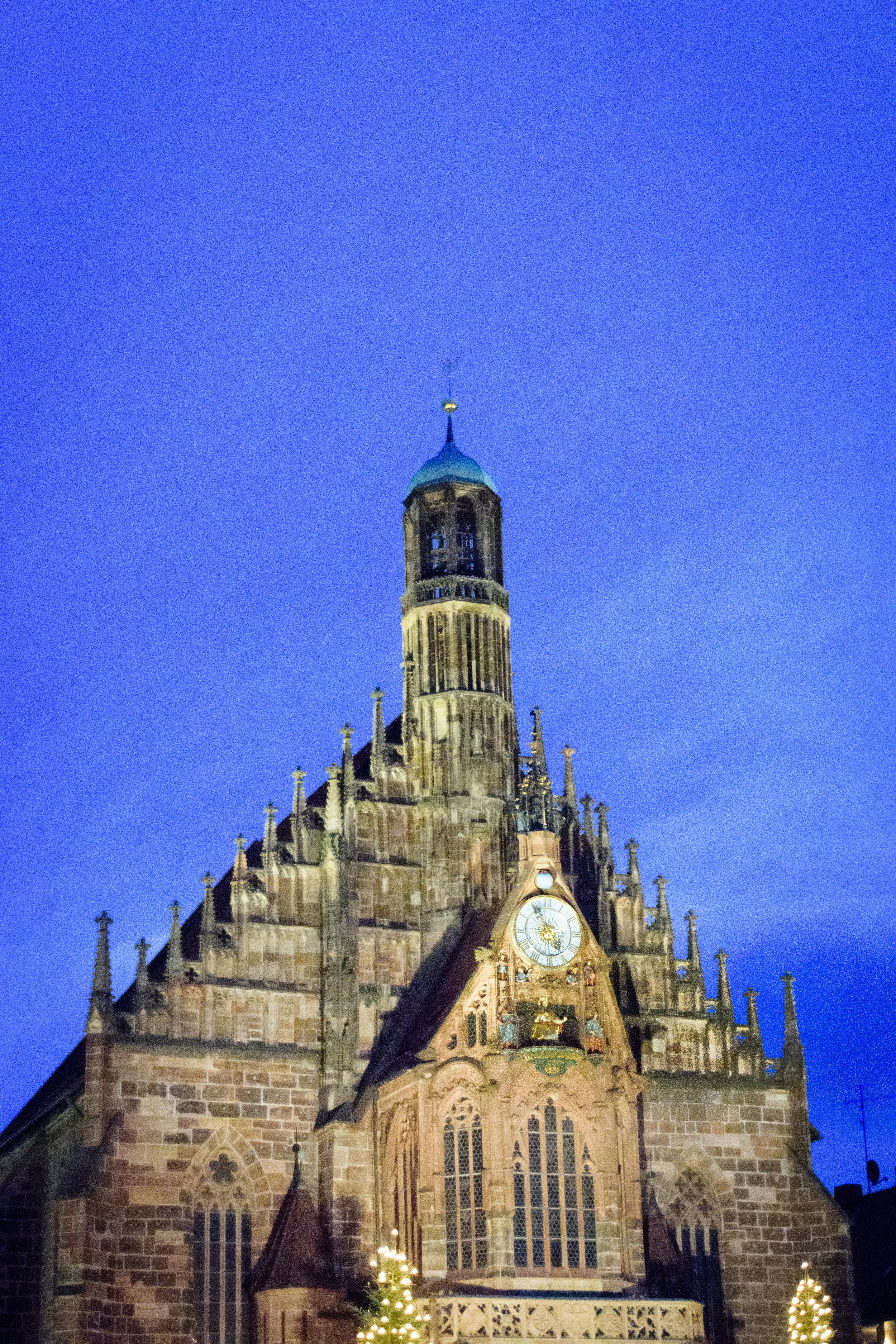 the grand Catholic church