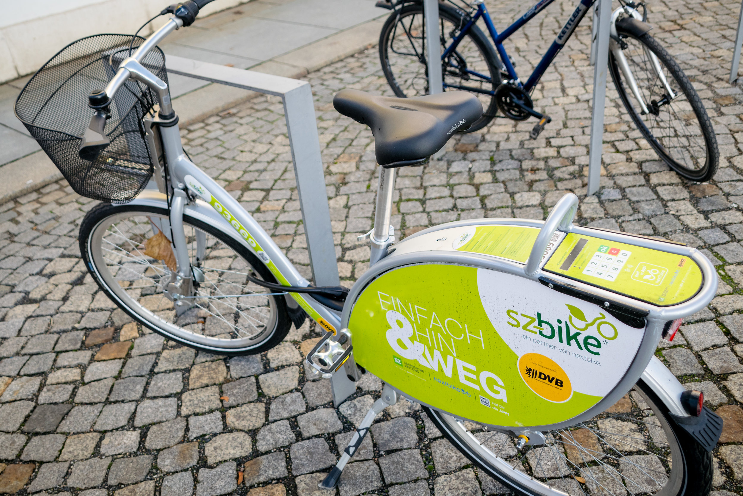 bike sharing program