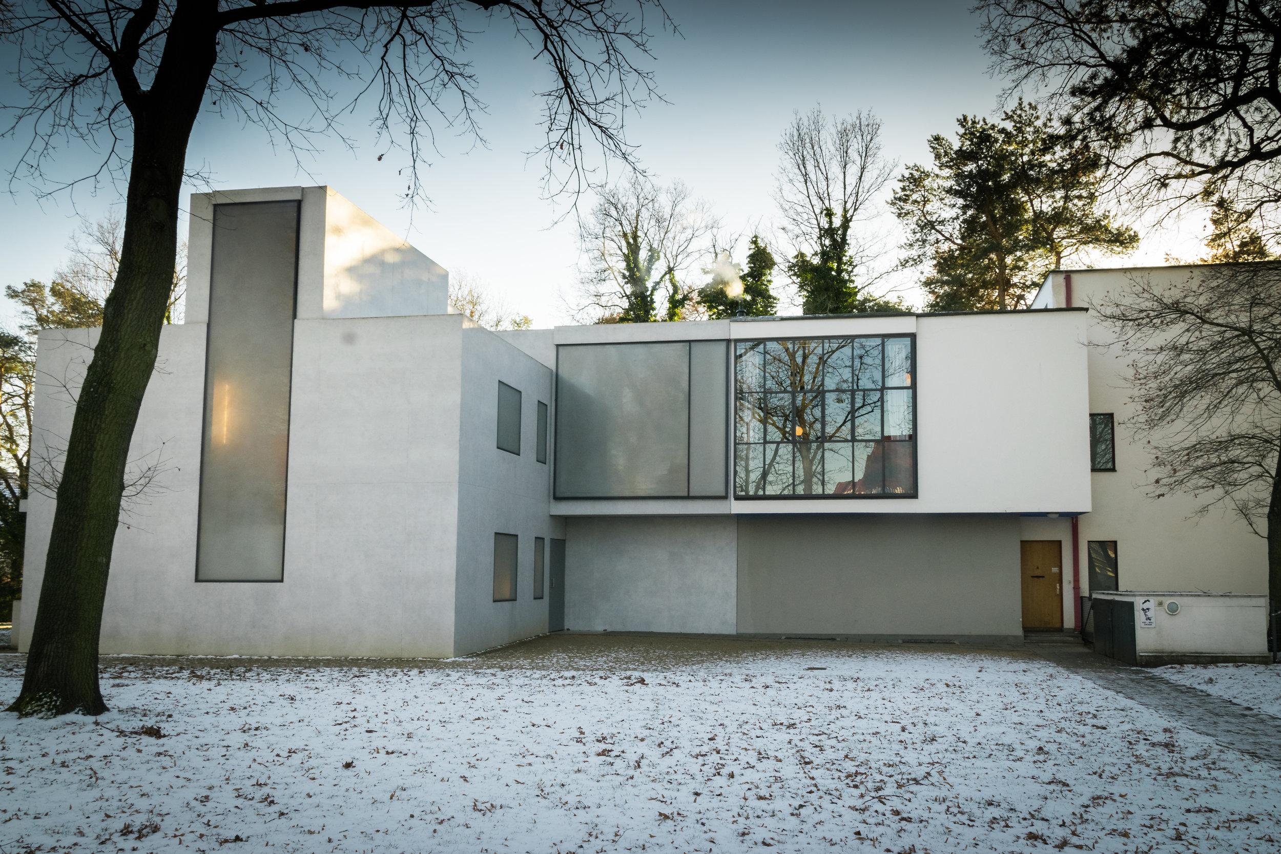 Moholy-Nagy/Feinenger House