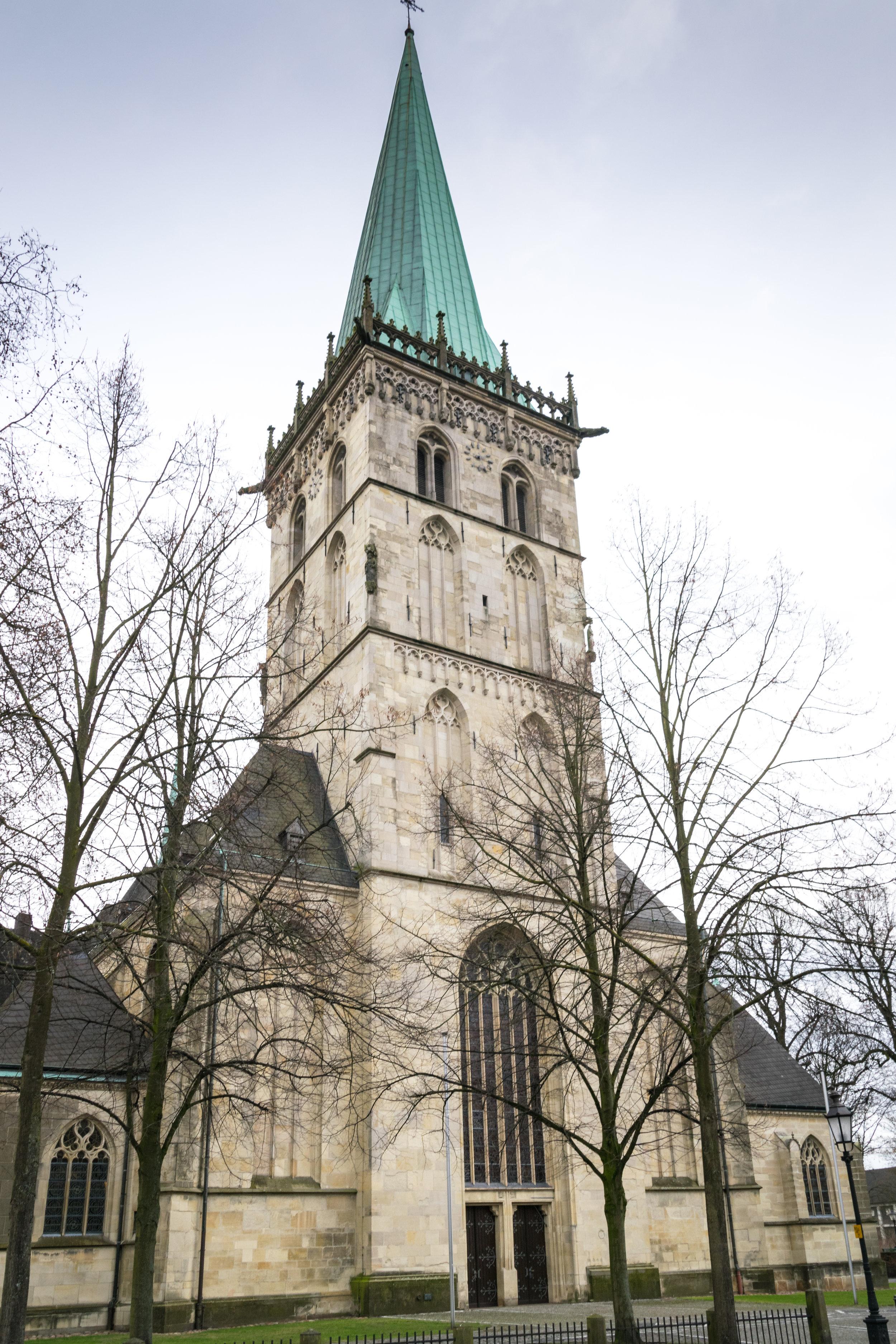 Sankt Felizitas Catholic church