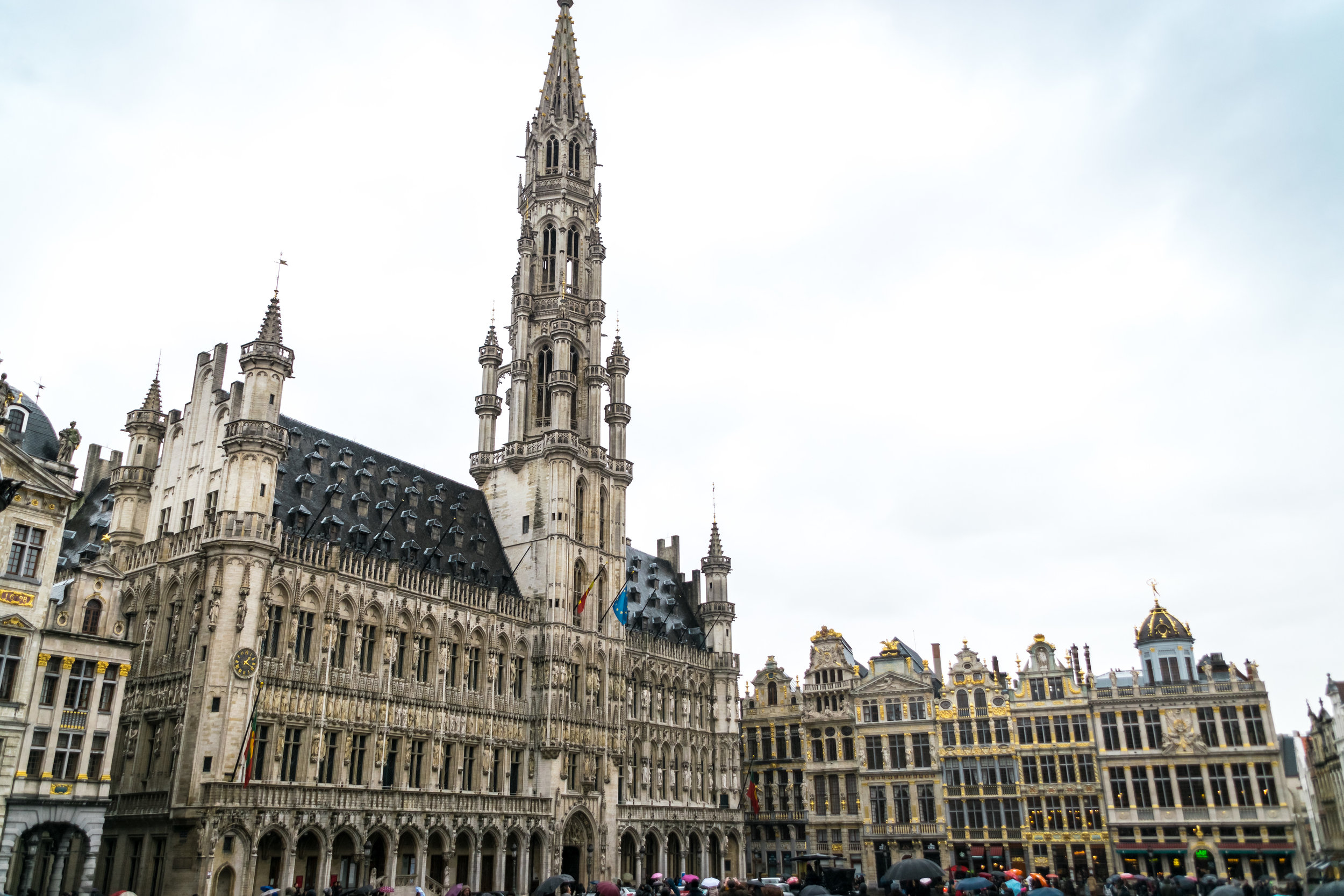 UNESCO-listed Grand Place
