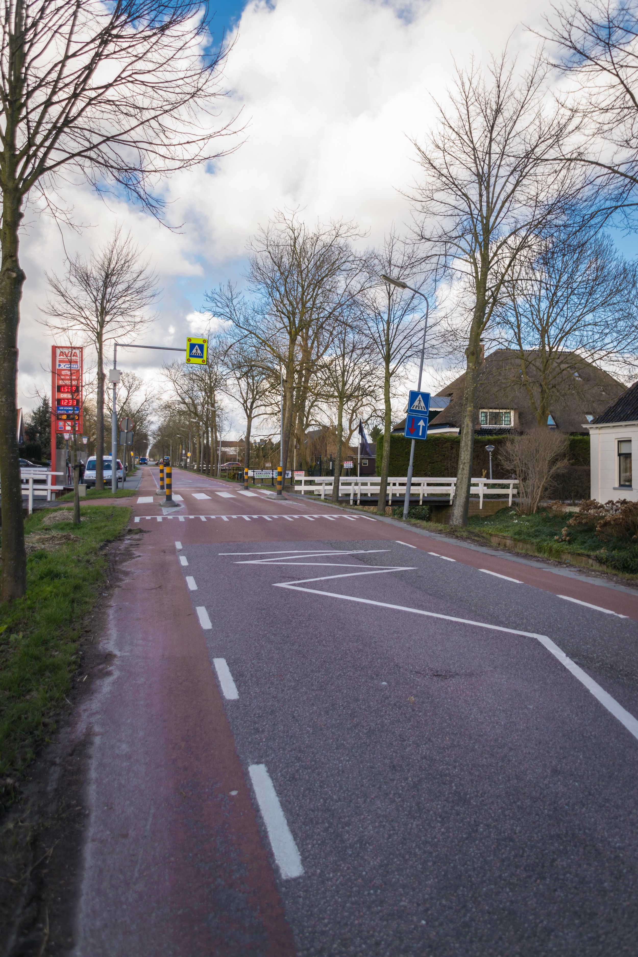 traffic-calming techniques