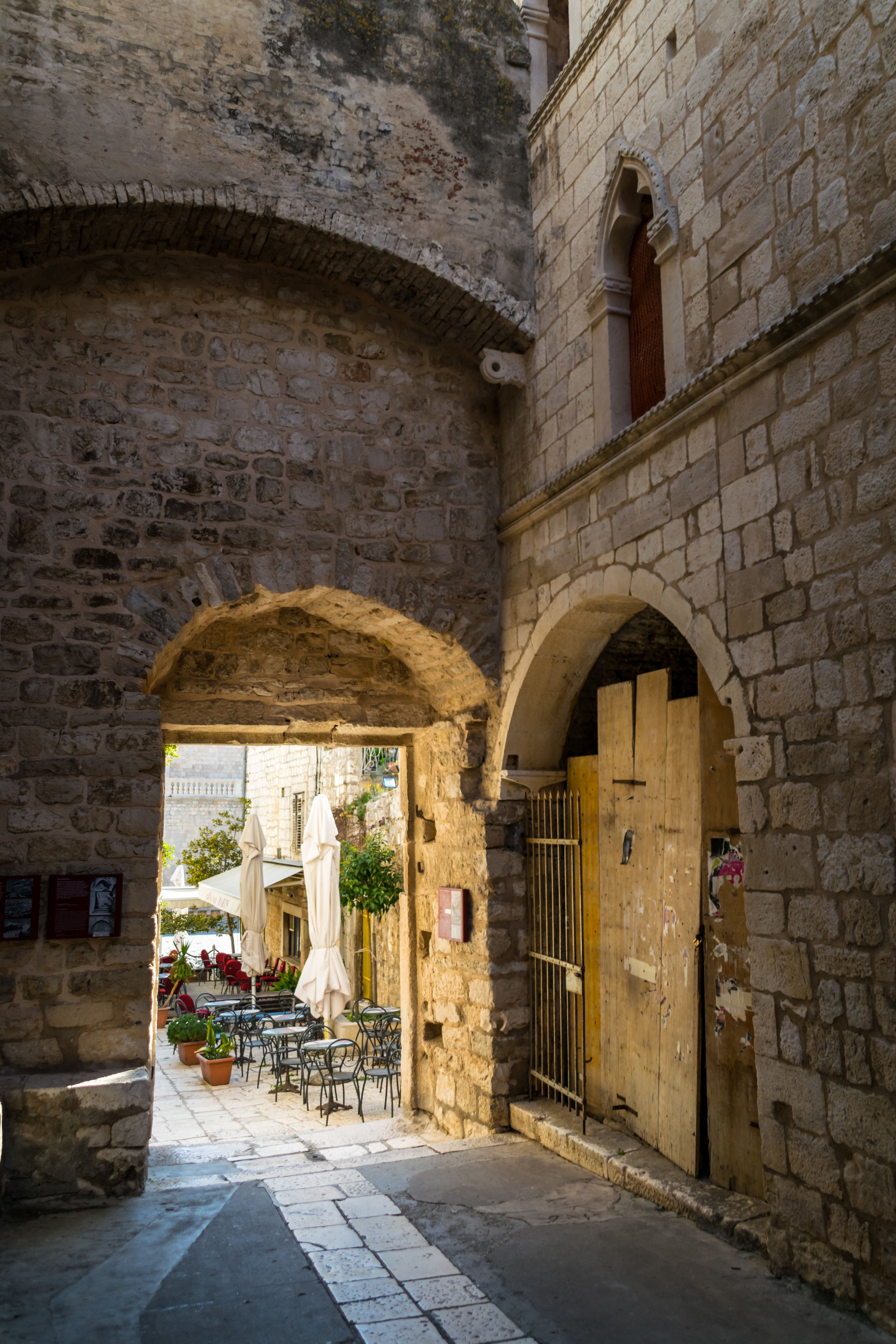 ancient city walls & gate