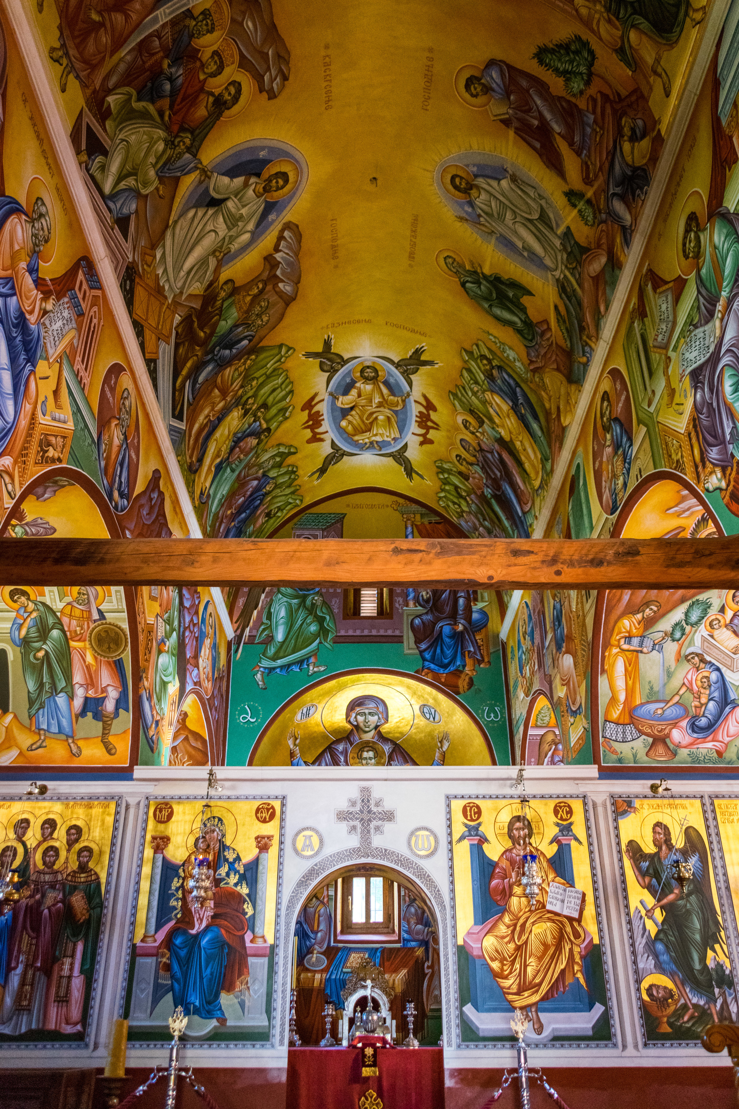 Herzegovina Žitomislići monastery-4.jpg