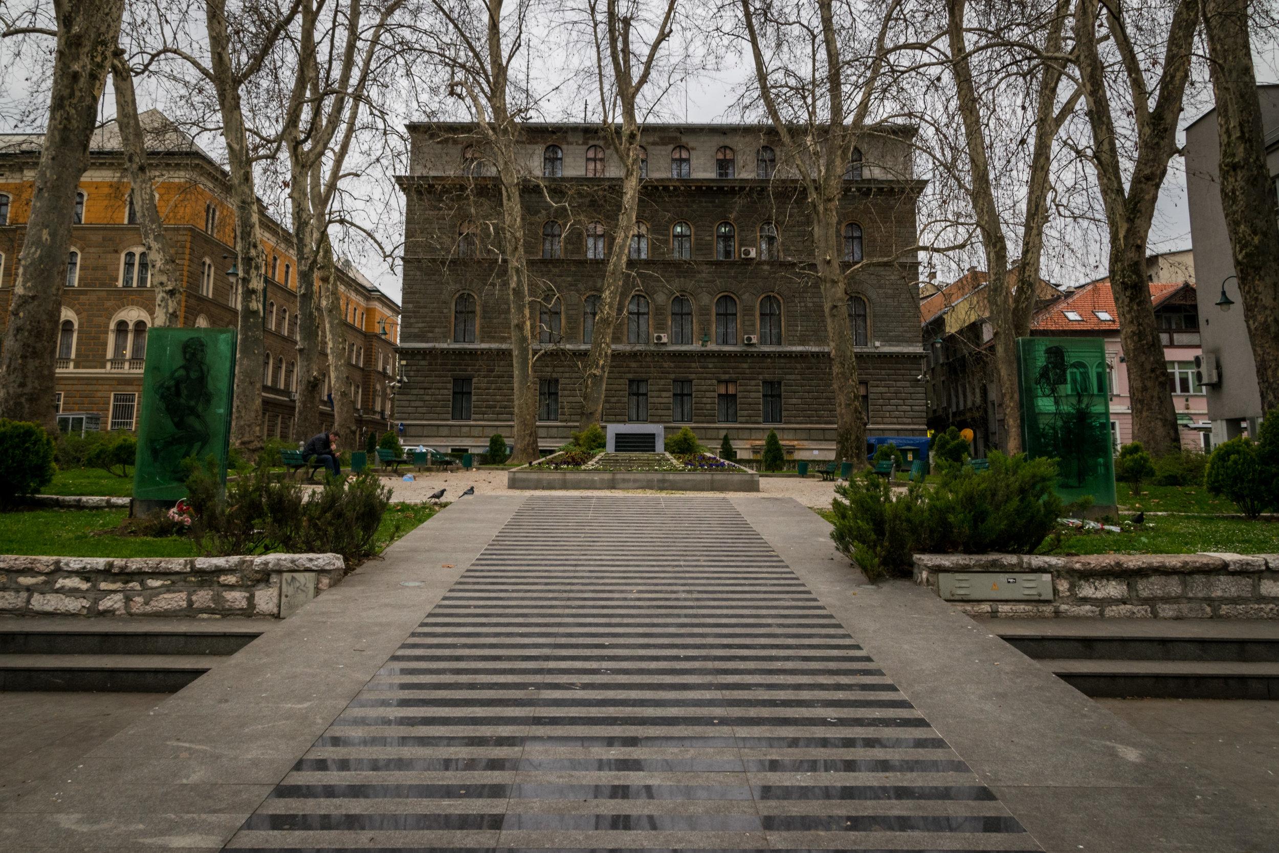 Park Mirze i Davora