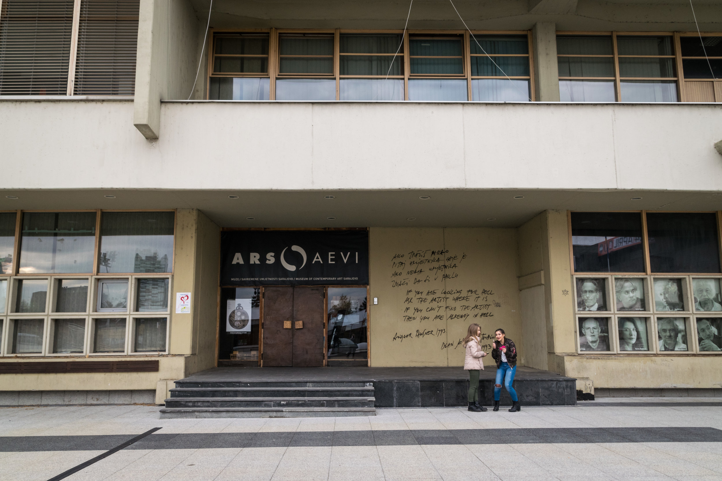contemporary art gallery Ars Aevi