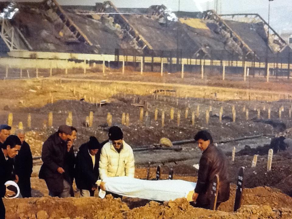 Zetra Hall in 1995 (photo credit: vicferguson.com)